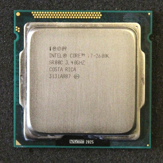 Procesador Core I7 Pc Pull 1155 Sin Cooler