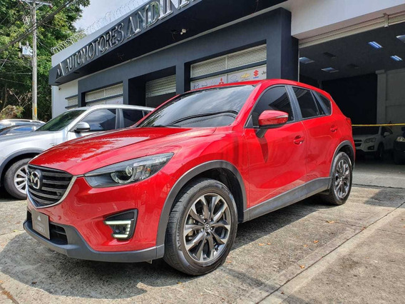 Mazda Cx5 Grand Touring Lx Automatica Sec 2016 2.5 Awd 734