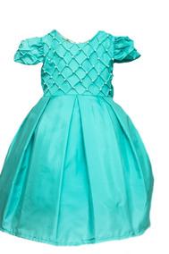 Vestido Verde Infantil
