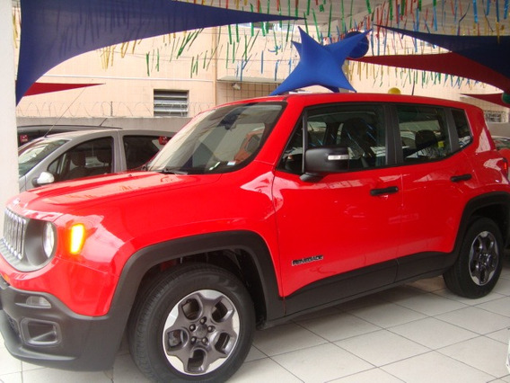 Jeep Renegade 1.8 Sport Flex Aut. 5p.