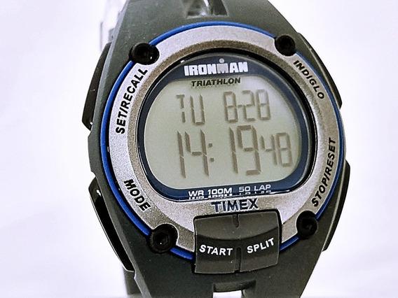 Relógio Timex Mostruário ( Vitrine) Tl5k15/7