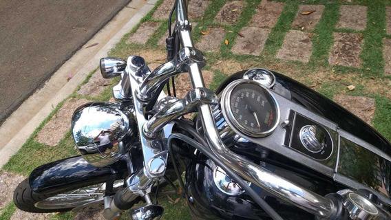 Harley Davidson Softail Fxst 2005 Impecável E Único Dono
