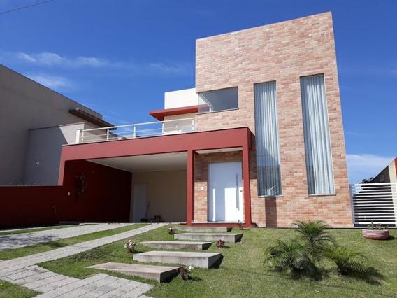 Casa Para Venda No Condomínio Terras De Atibaia I Em Atibaia - Ca3