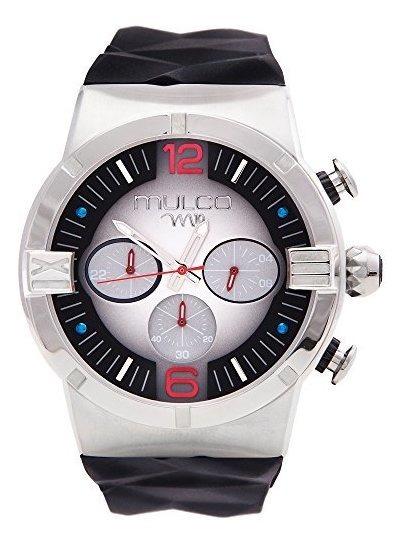 Mulco M10 Dome - Reloj De Pulsera Para Hombre, Pantalla Anal