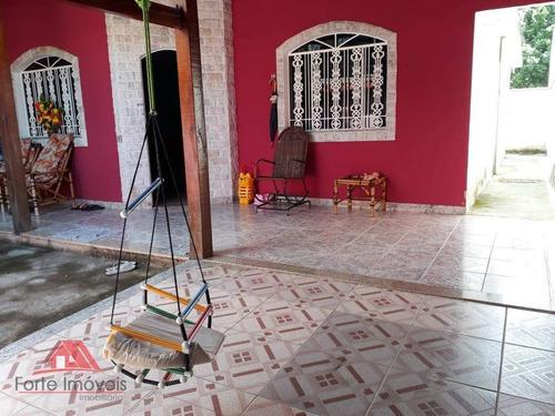 Casa Linear Bairro Adriana C/ 2 Quartos Sendo 1 Suite - Cg/ Rj - Ca0298