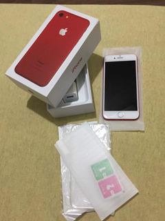 iPhone 7 Red 128gb edição Limitada