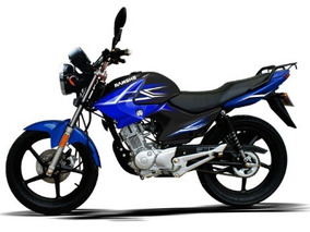 Jianshe Yamaha Js 125 Z Full New Yamaha Ybr 6by - Eccomotor