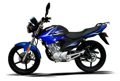 Jianshe 125 Js By Yamaha Hero - Eccomotor