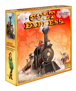 Colt Express - Juego De Tablero