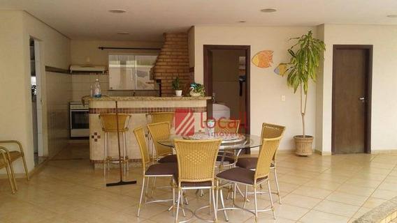 Casa Residencial À Venda, Parque Residencial Damha Iv, São José Do Rio Preto. - Ca0670