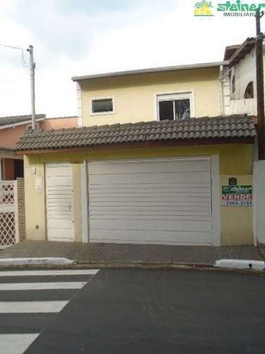 Imagem 1 de 26 de Venda Sobrado 3 Dormitórios Jardim Santa Mena Guarulhos R$ 1.090.000,00 - 31253v