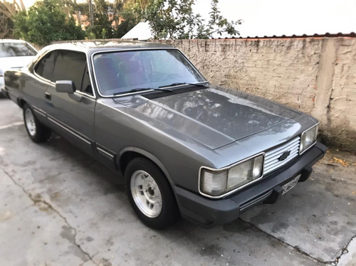 Chevrolet Opala Diplomata Coupe 86 4c