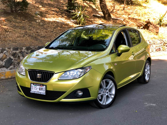 Seat Ibiza 2.0 Sport 5p Mt 2009