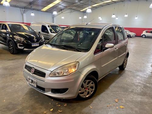 Fiat Idea 1.4 8v Attractive 2012 $450.000 Y Cuotas!!