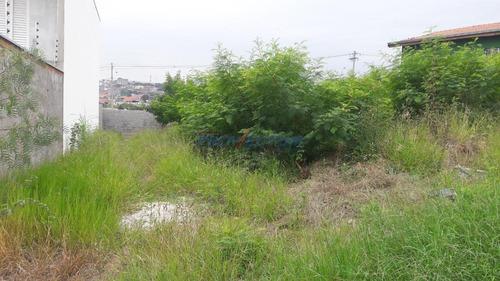 Terreno À Venda Em Residencial Parque Da Fazenda - Te268305