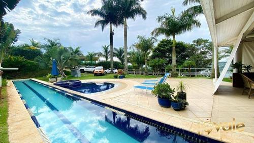 Imagem 1 de 30 de Chácara Com 4 Dormitórios À Venda, 3500 M² Por R$ 2.370.000,00 - Paraíso De Igaratá - Igaratá/sp - Ch0062