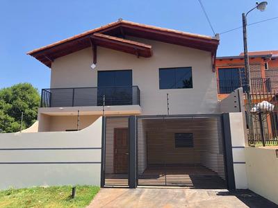 Vendo Duplex A Estrenar Bo. Santa Ana - Cde.(0983)633012