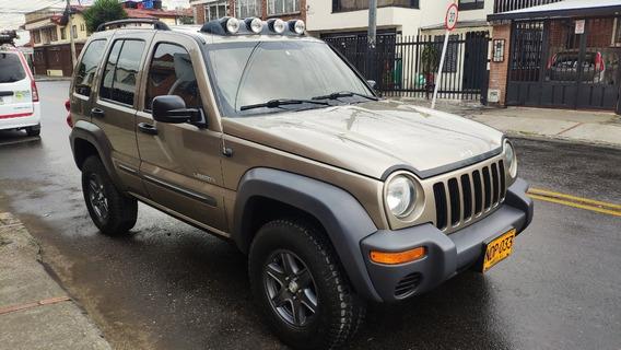 Jeep Cherokee Liberty 3.7 Permuto