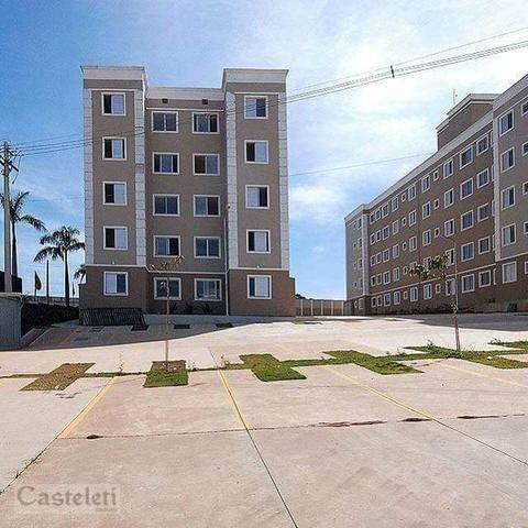 Apartamento Com 2 Dormitórios À Venda, 45 M² Por R$ 220.000 - Jardim Nova Europa - Campinas/sp - Ap7287