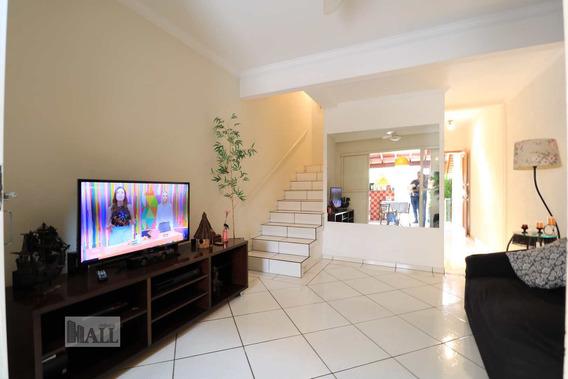 Casa À Venda Cond. Vila Borguese, 110m², São José Do Rio Preto - V6137
