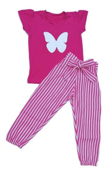 Conjunto Niñas Pantalon