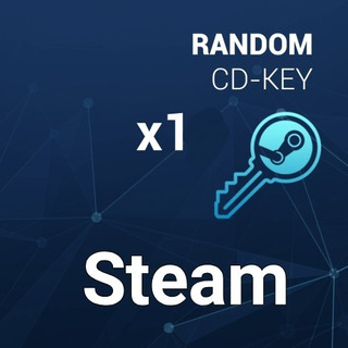 1 Random Steam Keys [entrega Inmediata]