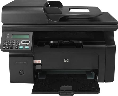 Impressora Multifuncional Hp Laserjet M1212nf Mfp