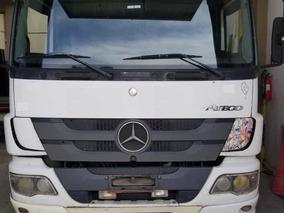 Mb Atego 2426 6x2 Chassi Financia Para 1º Caminhão Com 50%