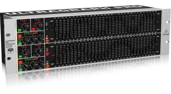Equalizador Behringer Ultra-graph Fbq-6200hd
