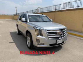 Cadillac Escalade 6.2 Plinum 4x4 At