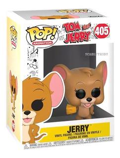 Funko Pop Tom Y Jerry Jerry 405 Original Scarlet Kids