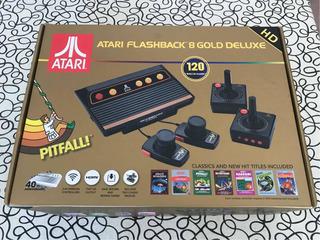 Atari Flashback 8 Gold Deluxe