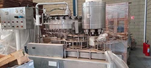 Monobloco Zelga 30.8 L, Para Pet,produção 12 Mil H,kit 1.5l