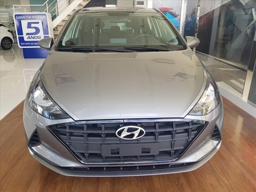 Hyundai Hb20 1.0 12v Flex Evolution Manual