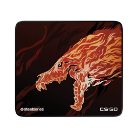 Mousepad Steelseries Qck+ Cs:go Howl Edition Large 45 X 40cm