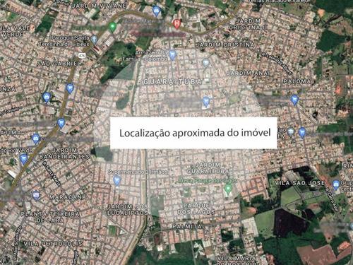 Terreno 468 M² - Jardim Guaraituba - Colombo - Pr - J65501
