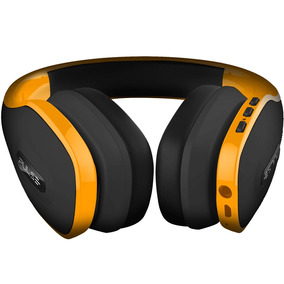 Headphone Bluetooth Amarelo - Pulse - Ph151
