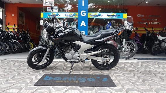 Yamaha Ys Fazer 250cc 2008 Preta Impecável