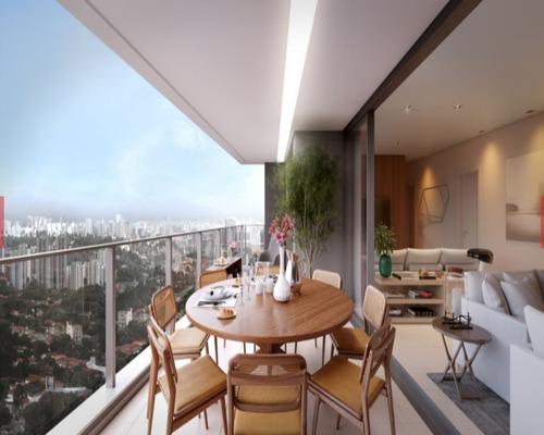 Imagem 1 de 25 de Apartamento À Venda No Habitarte 2  - São Paulo/sp - Ap09872 - 67799295