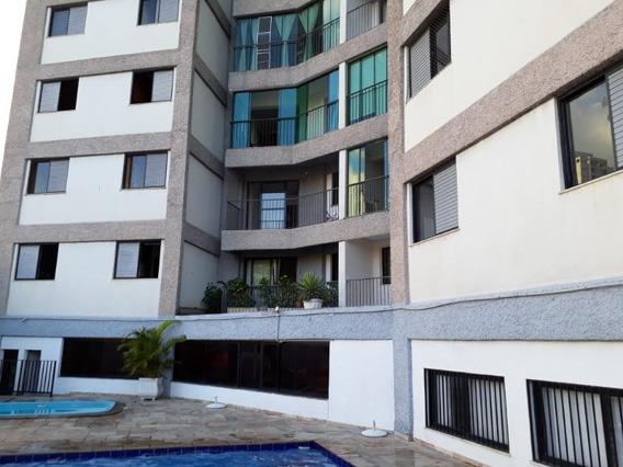 Apartamento Para Locação Na Santana, Ao Lado Da Av. Eng. Caetano Álvares, 3 Dormitórios (1 Suíte), 1 Vaga E Condomínio Com Lazer Completo - Ap1001 - 33599384