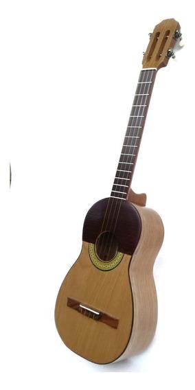 Instrumento Musical Cuatro Venezolano 14 Trastes Y Su Forro