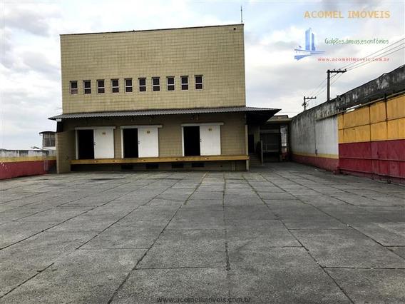Galpões Para Alugar Em São Paulo/sp - Alugue O Seu Galpões Aqui! - 1423205