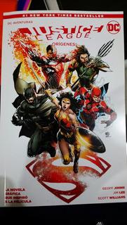 Comic Justice League Orígenes