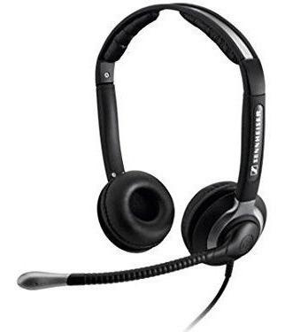 Auricular Binaural Sennheiser Con Tapa Para Audífono Xl