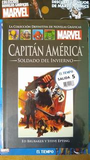 La Coleccion Definitiva De Novelas Graficas Marvel