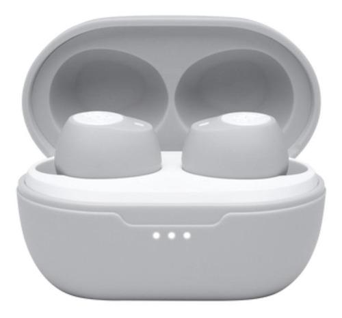Fone de ouvido in-ear sem fio JBL Tune 115TWS white