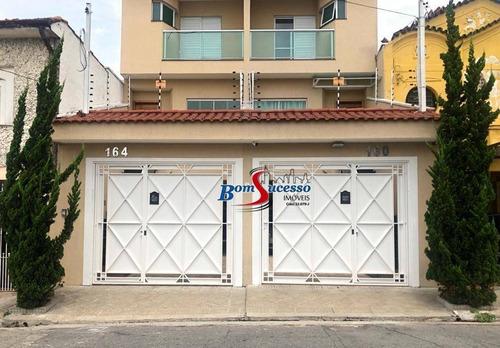 Imagem 1 de 20 de Sobrado Com 3 Dormitórios À Venda, 232 M² Por R$ 890.000 - Vila Esperança - São Paulo/sp - So1561