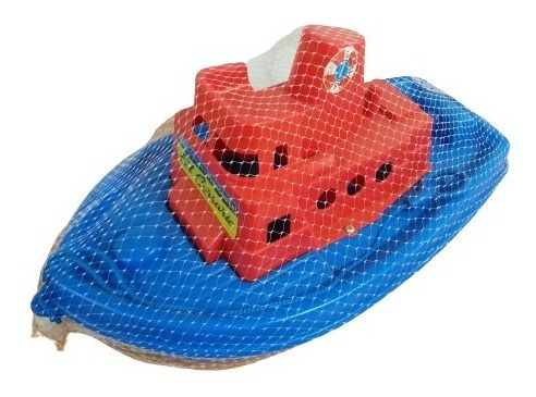 Barco Juguete Manaplas