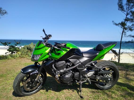 Kawasaki Z750 2012