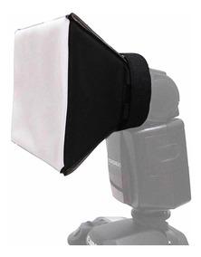 Difusor P/ Flash Mini Softbox Pixco Universal Frete Barato